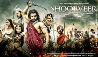 First Look Of The Movie Ek Yodha Shoorveer