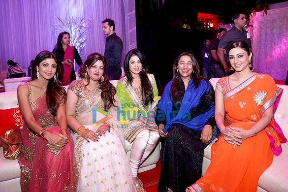 Shilpa Shetty, Anjana Sukhani, Anu Ranjan, Tabu