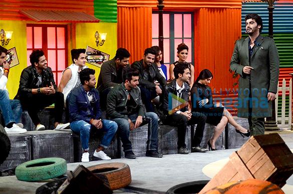 Promotion of 'Ki & Ka' on the sets of Khatron Ke Khiladi 7