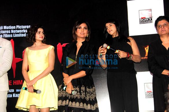Prachi Desai, Lara Dutta, Ekta Kapoor, Sneha Rajani