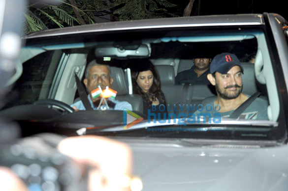Zoya Akhtar, Aamir Khan