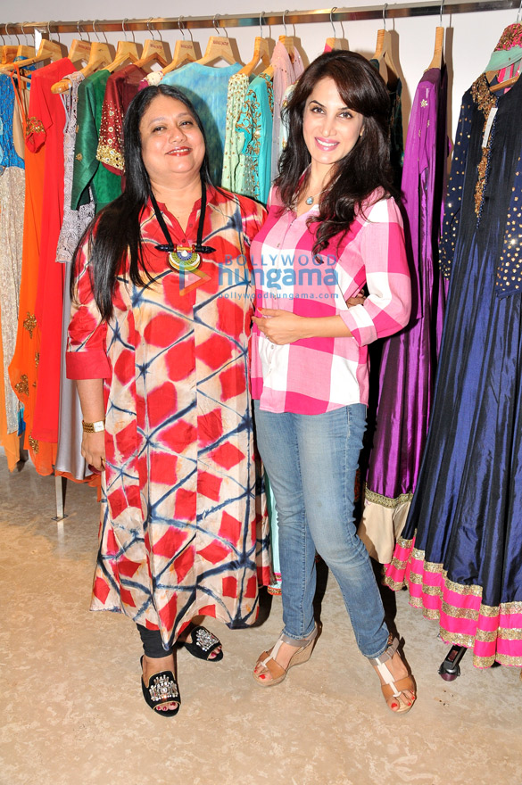 """Announcement of """"The Big Brand Show- Setting Trends globally"""" an exhibition unveiling by Sumita Mukherjee"""