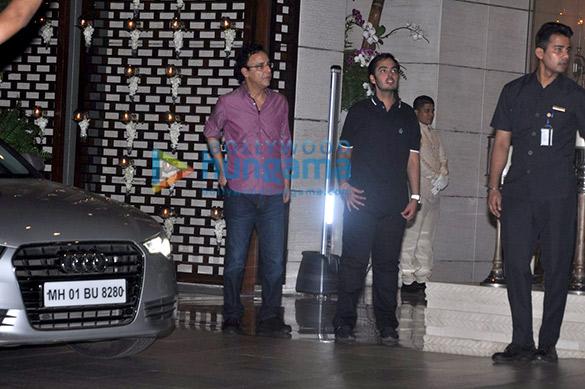 Aamir Khan, Salman Khan, Ranbir Kapoor & John Abraham grace Anant Ambani's birthday bash