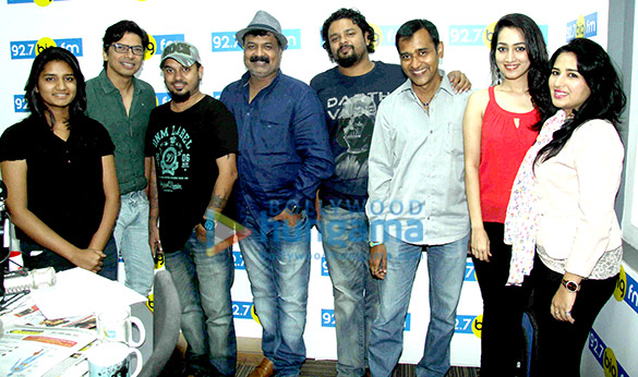 Sakshi Gore, Shaan, Gourov Dasgupta, Pramod Gore, Roshin Balu, RJ Dilip, Rashmi Rajput, Swagata