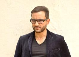 Saif Ali Khan gets injured on the sets of Rangoon