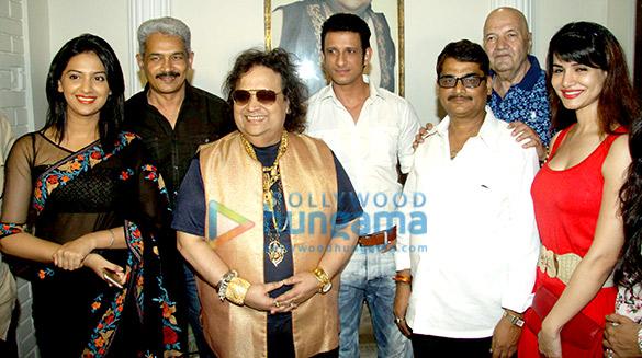 Tejashri Pradhan, Atul Kulkarni, Bappi Lahiri, Sharman Joshi, Prem Chopra, Bal Kishan Shrivastava, Ritu Sachdeva