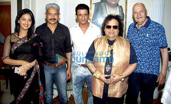Tejashri Pradhan, Atul Kulkarni, Sharman Joshi, Bappi Lahiri, Prem Chopra