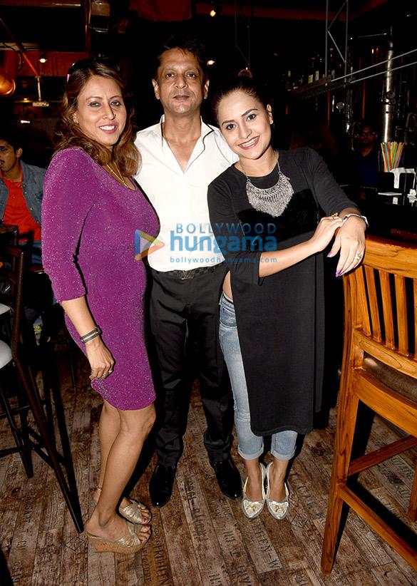 Shomu Mitra, Sanjay Lohia, Liza Malik