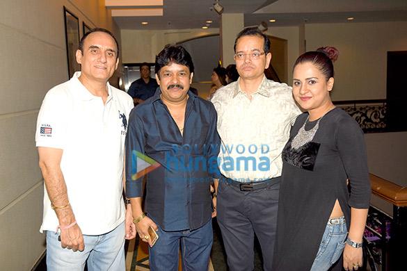 Lovel Arora, Kingshuk Goon, Champak Jain, Liza Malik