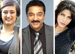 Akshara Haasan to assist in direction for Kamal - Shruti Haasan's trilingual