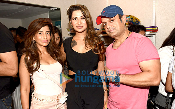 Saru Maini, Kajal Singh, DJ Sheizwood
