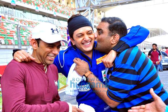 Farhad Samji,Riteish Deshmukh,Sajid Samji