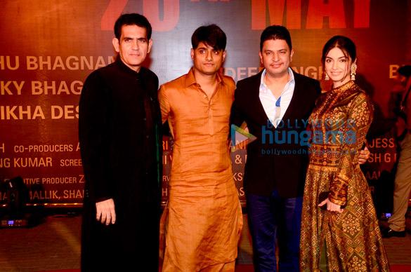 Omung Kumar, Bhushan Kumar, Divya Khosla Kumar