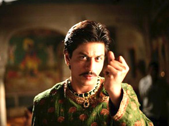 Movie Still From The Film Paheli,Shahrukh Khan