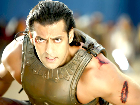 Movie Still From The Film Veer,Salman Khan
