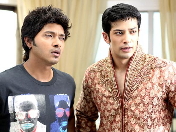 Movie Still From The Film Will You Marry Me?,Shreyas Talpade,Muzammil Ibrahim