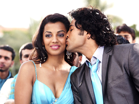 Movie Still From The Film Will You Marry Me?,Mugdha Godse,Rajeev Khandelwal