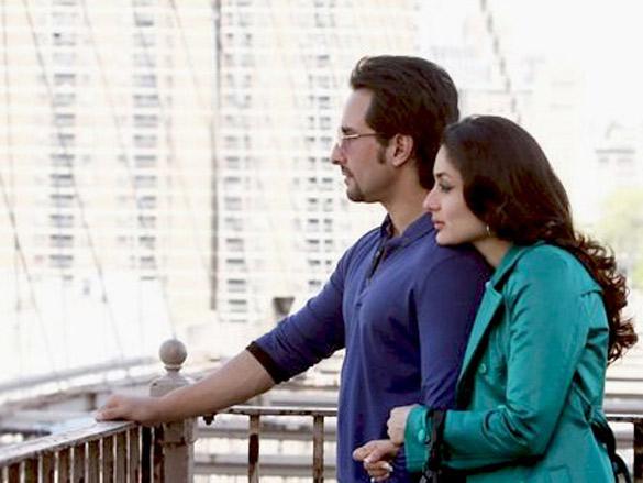 Movie Still From The Film Kurbaan,Saif Ali Khan,Kareena Kapoor