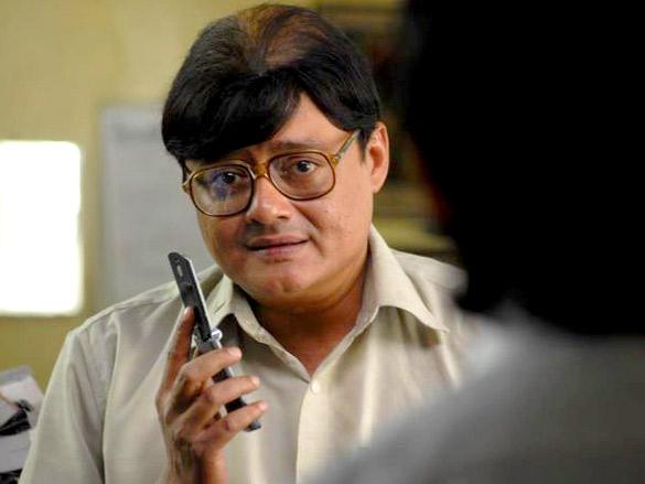Movie Still From The Film Kahaani,Saswata Chatterjee