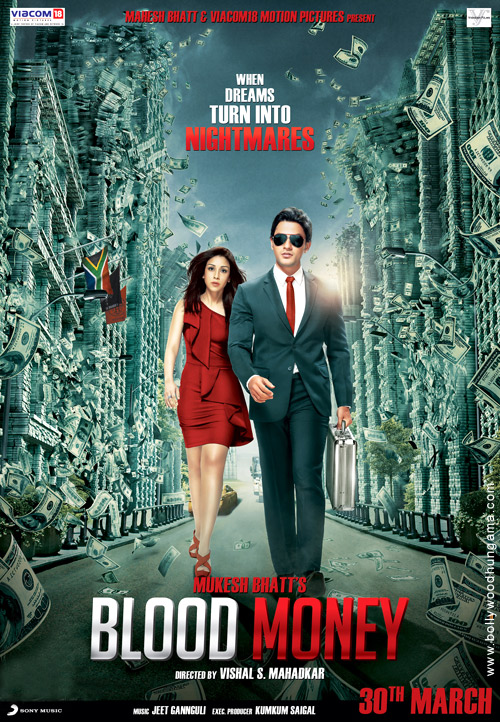 First Look Of The Movie Blood Money