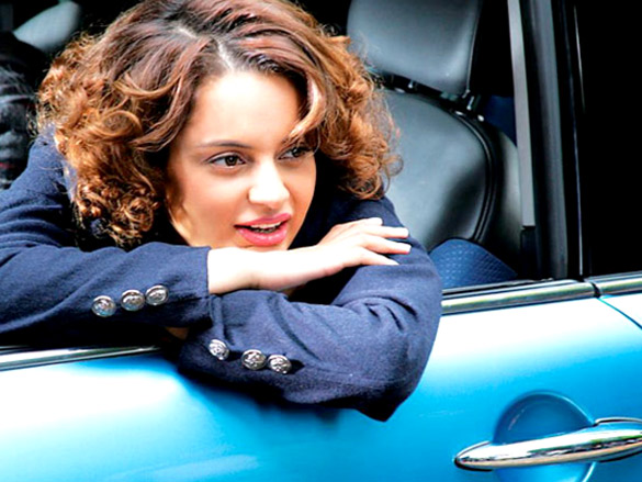 Movie Still From The Film Tezz,Kangna Ranaut