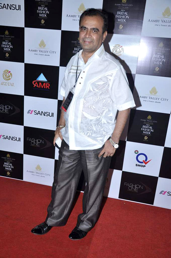 Celebs grace Aamby Valley India Bridal Fashion Week 2012 – Day 2
