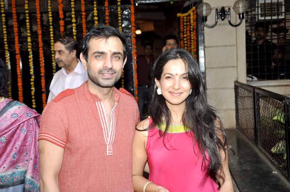 Jeetendra celebrates Ganesh Chaturthi