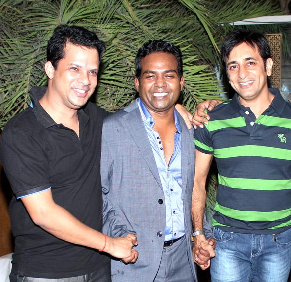 Yash Patnaik, Girish Wankhede, Rajeev Paul