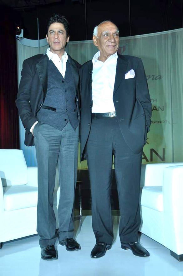 Shahrukh Khan, Yash Chopra