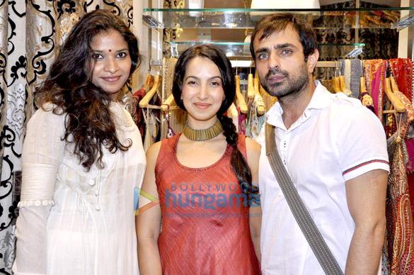 Soha Ali Khan at 'Hue' launch