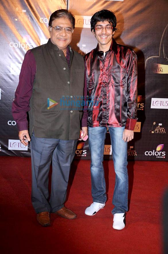 Celebs grace Colors Golden Petal Awards 2012