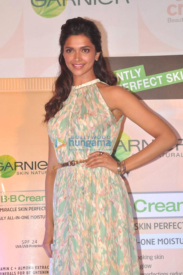 Deepika Padukone announced as Garnier's new face