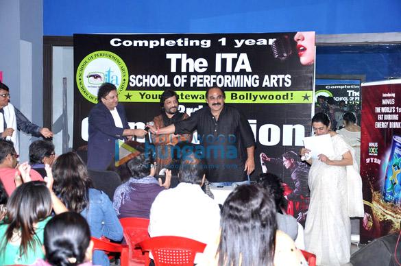 ITA's Convocation ceremony