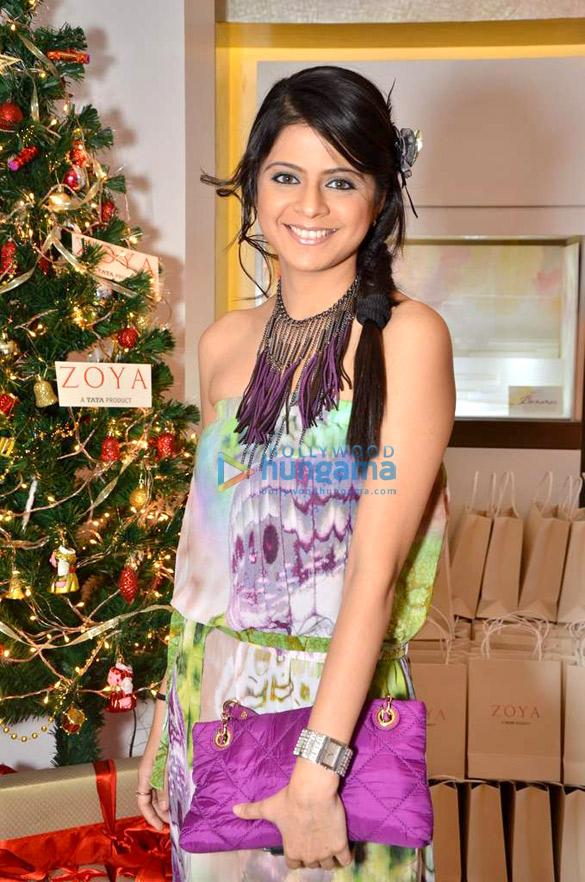 Celebs grace the Zoya Christmas special show by Nisha Jamwal