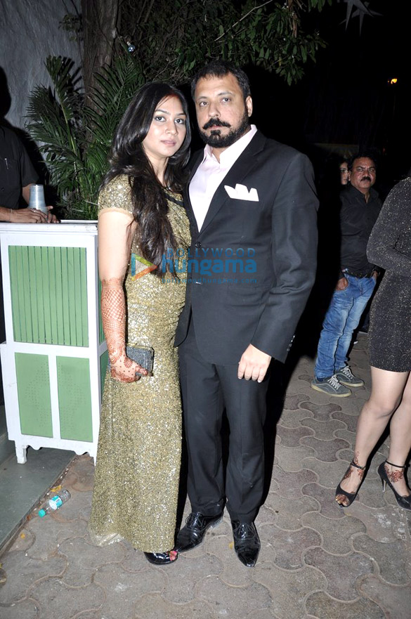 Bunty Walia's wedding reception bash at Olive