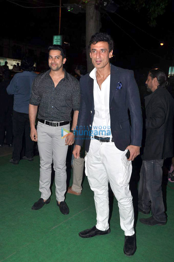 Launch of Suniel Shetty's store 'R House'