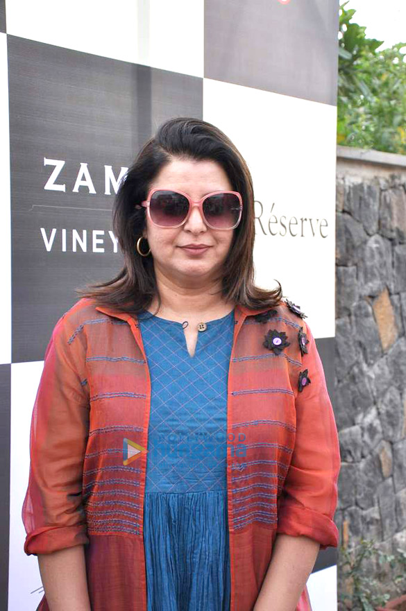 Farah Khan at Grover Zampa's stomp at Nashik