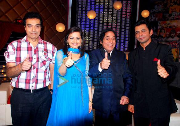 Dheeraj Kumar, Muskaan, Jagdeep, Sunil Grover