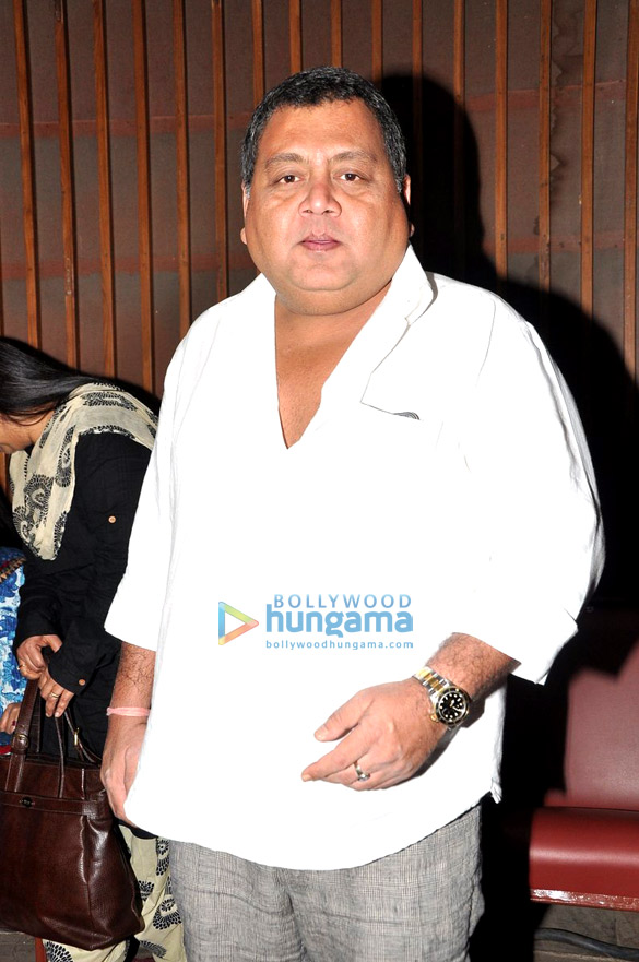 Celebs attend the play 'Blame It On Yashraj'