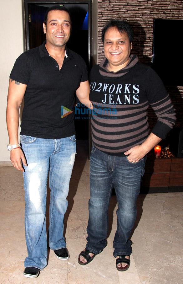 Sanjay Sharma's birthday celebrations | Mudasir Ali ...
