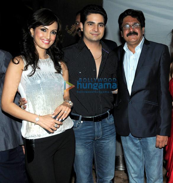 Nisha, Karan Grover, Sunil Nangia