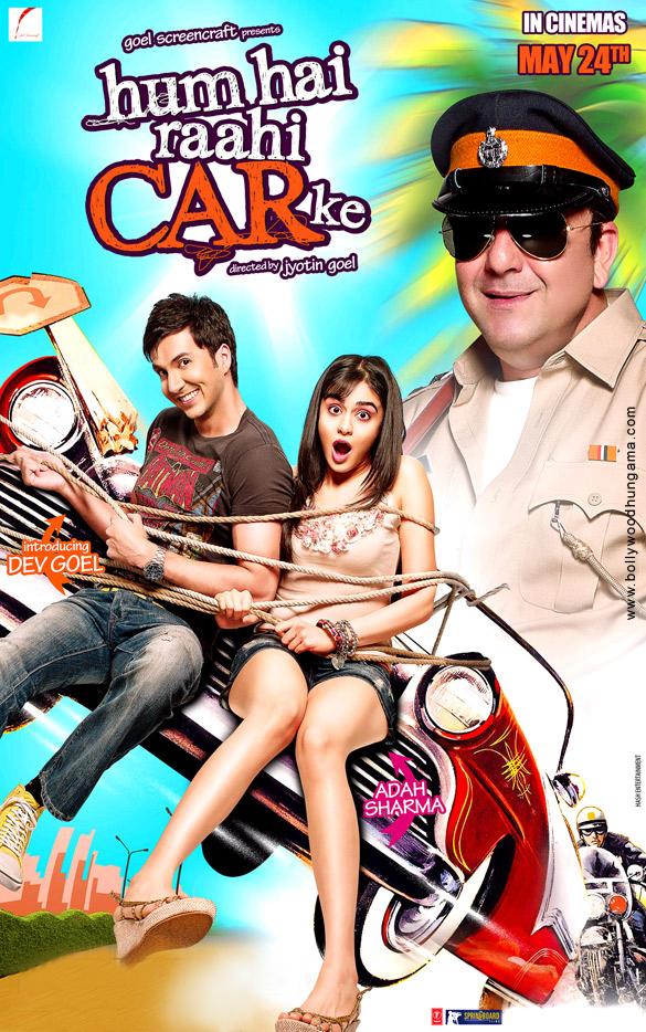 First Look Of The Movie Hum Hai Raahi CAR Ke