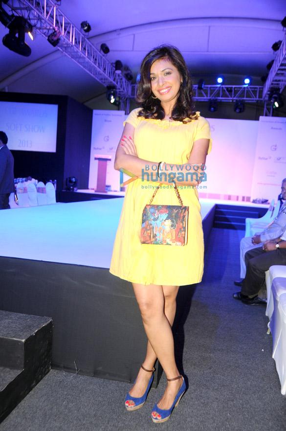 Celebs grace the 'Green Fashion Awards 2013'