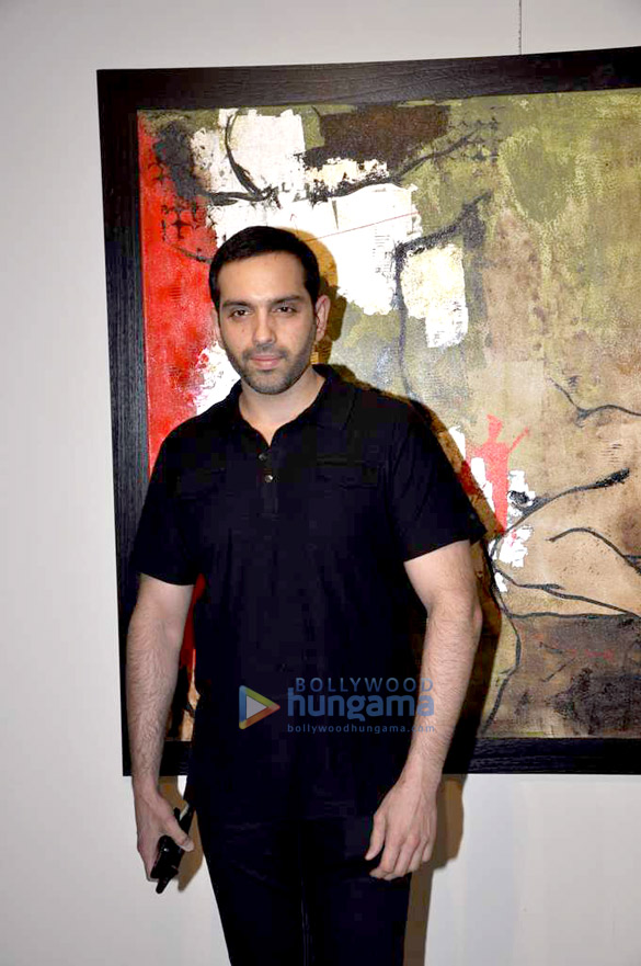 Celebs at Jaya Lamba's art event