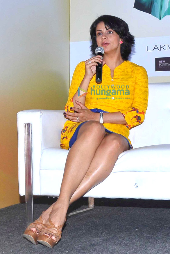 Sarah Jane Dias at 'The Good Housekeeping Weekend 2013' in Delhi