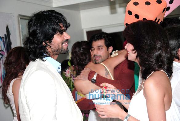 Vandana & Rajesh Khattar's 5th wedding anniversary bash
