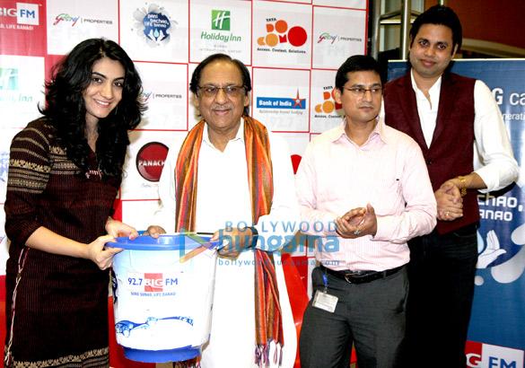 Ustad Ghulam Ali dedicates his Ek Ehsaas concert to the Maharashtra Draught fund