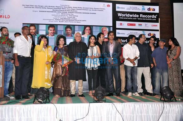 Ratnakar Kumar, Bandana Sharma, Promila Sibal, Kapil Sibal, Sunidhi Chauhan, Nikhil Kamath, Vivek Vaswani