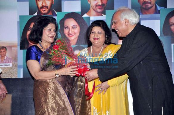 Promila Sibal, Bandana Sharma, Kapil Sibal
