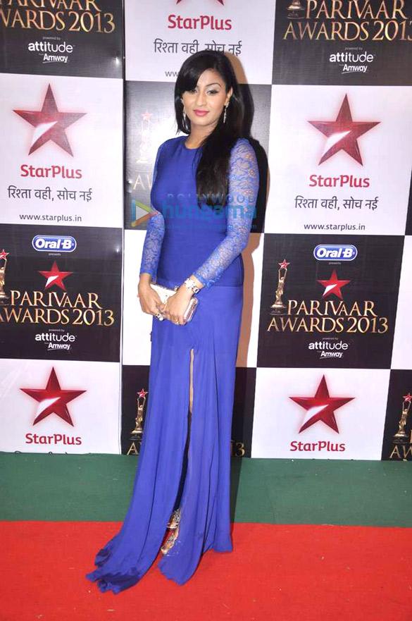 Celebs at the '11th Star Parivaar Awards 2013′